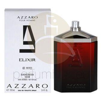 Azzaro - Pour Homme Elixir férfi 100ml eau de toilette teszter