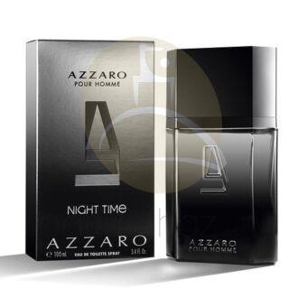 Azzaro - Pour Homme Night Time férfi 100ml eau de toilette