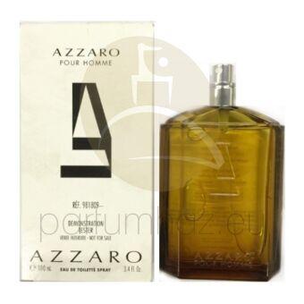 Azzaro - Pour Homme férfi 100ml eau de toilette teszter