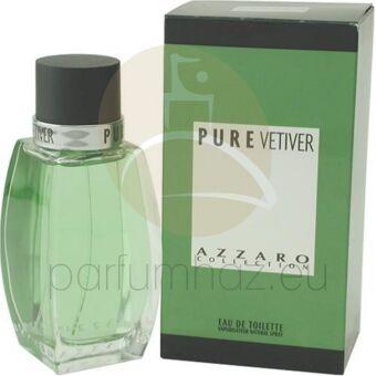 Azzaro - Pure Vetiver férfi 125 eau de toilette teszter