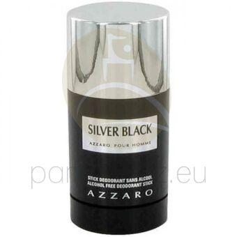 Azzaro - Silver Black férfi 75ml deo stick