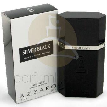 Azzaro - Silver Black férfi 100ml eau de toilette