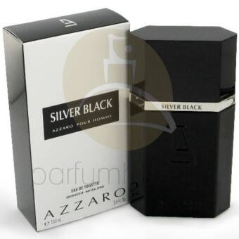 Azzaro - Silver Black férfi 30ml eau de toilette
