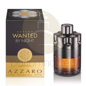 Azzaro - Wanted by Night férfi 100ml eau de parfum