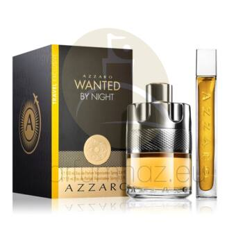 Azzaro - Wanted by Night férfi 100ml parfüm szett  1.