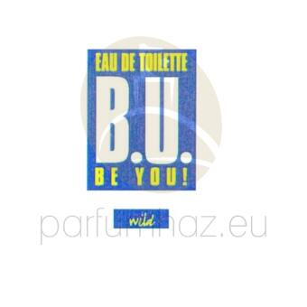 Be You! - B.U. Wild női 100ml eau de toilette