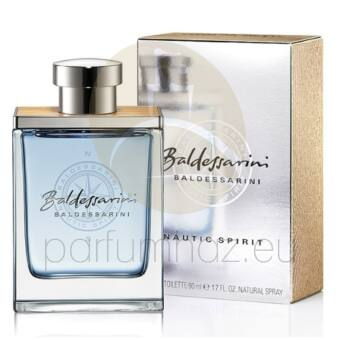 Baldessarini - Baldessarini Nautic Spirit férfi 90ml eau de toilette teszter