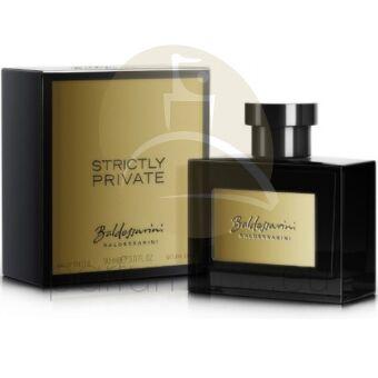 Baldessarini - Strictly Private férfi 90ml eau de toilette
