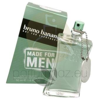 Bruno Banani - Made for Man férfi 75ml eau de toilette