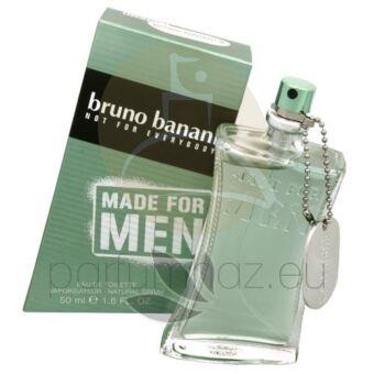 Bruno Banani - Made for Man férfi 50ml eau de toilette