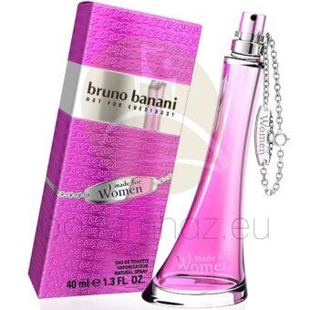 Bruno Banani - Made for Woman női 40ml eau de toilette