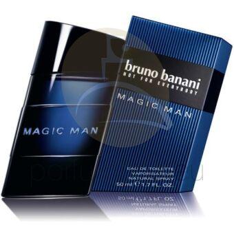Bruno Banani - Magic Man férfi 50ml eau de toilette teszter