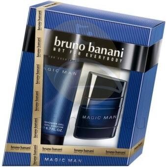 Bruno Banani - Magic Man férfi 30ml parfüm szett   1.