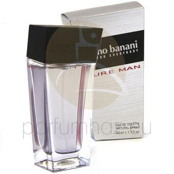 Bruno Banani - Pure Man férfi 75ml eau de toilette