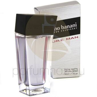 Bruno Banani - Pure Man férfi 75ml eau de toilette