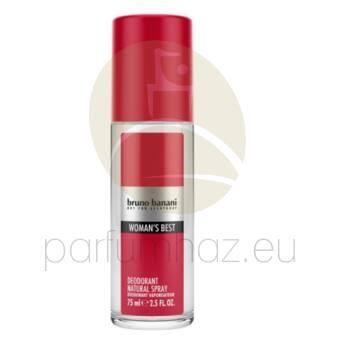 Bruno Banani - Woman's Best női 75ml deo spray