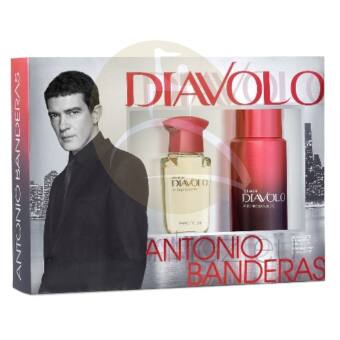 Antonio Banderas - Diavolo férfi 50ml parfüm szett