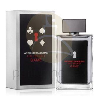 Antonio Banderas - The Secret Game férfi 100ml eau de toilette