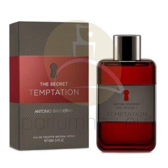 Antonio Banderas - The Secret Temptation férfi 100ml eau de toilette
