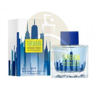 Antonio Banderas - Urban Seduction Blue férfi 100ml eau de toilette