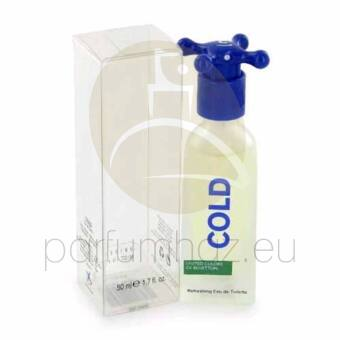 Benetton - Cold unisex 100ml eau de toilette