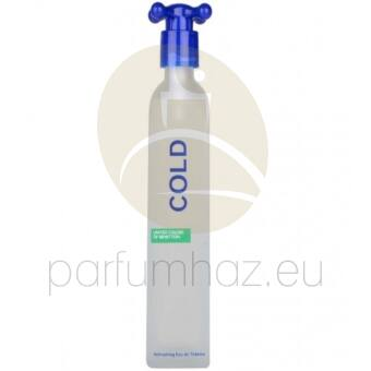 Benetton - Cold unisex 100ml eau de toilette teszter