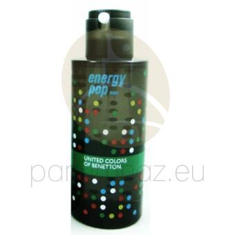 Benetton - Energy Pop férfi 100ml eau de toilette teszter