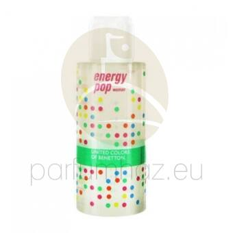 Benetton - Energy Pop női 100ml eau de toilette teszter