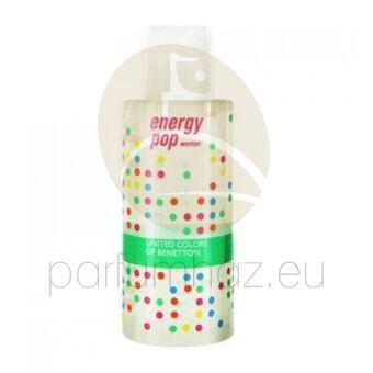 Benetton - Energy Pop női 100ml eau de toilette teszter