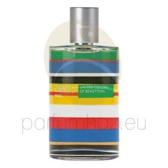 Benetton - Essence of UCB férfi 100ml eau de toilette teszter