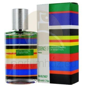 Benetton - Essence of UCB férfi 50ml eau de toilette