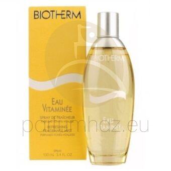 Biotherm - Eau Vitaminée női 100ml eau de toilette teszter