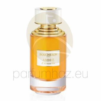 Boucheron - Ambre D'Alexandrie unisex 125ml eau de parfum teszter