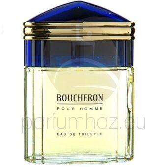 Boucheron - Boucheron Pour Homme férfi 100ml eau de toilette teszter
