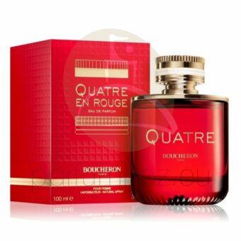 Boucheron - Boucheron Quatre En Rouge női 100ml eau de parfum