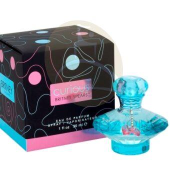 Britney Spears - Curious női 30ml eau de parfum