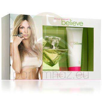 Britney Spears - Belive női 100ml parfüm szett