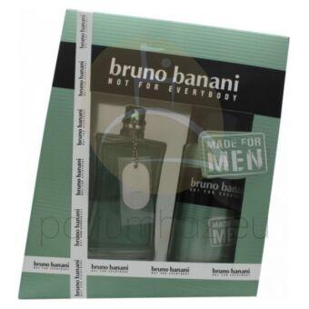 Bruno Banani - Made for Man férfi 30ml parfüm szett   4.