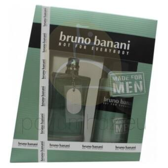 Bruno Banani - Made for Man férfi 30ml parfüm szett   4.