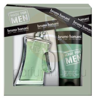 Bruno Banani - Made for Man férfi 30ml parfüm szett   3.