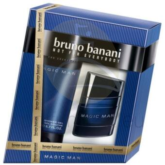Bruno Banani - Magic Man férfi 50ml parfüm szett   2.
