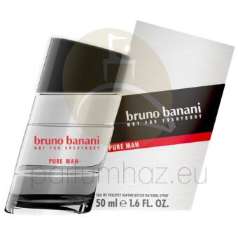 Bruno Banani - Pure Man 2016 férfi 75ml eau de toilette