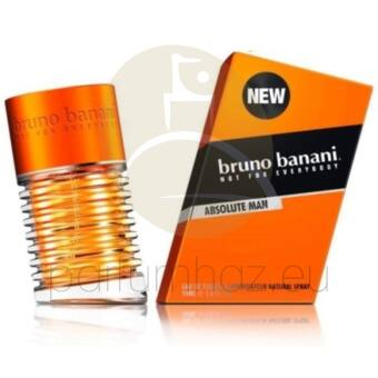 Bruno Banani - Absolute Man férfi 50ml eau de toilette