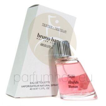 Bruno Banani - Absolute Woman női 40ml eau de toilette teszter