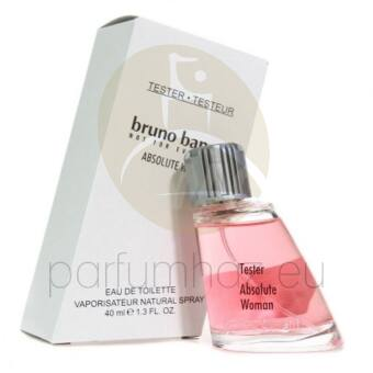 Bruno Banani - Absolute Woman női 40ml eau de toilette teszter