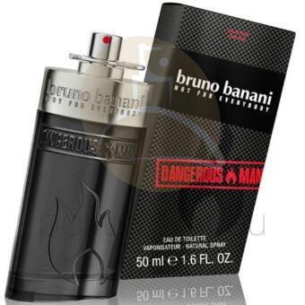 Bruno Banani - Dangerous Man férfi 50ml eau de toilette