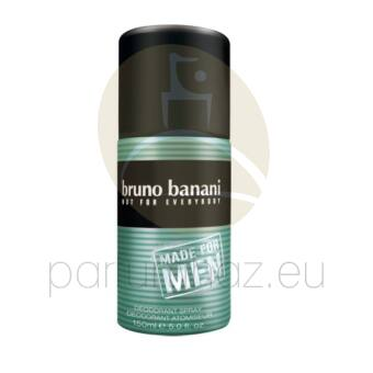 Bruno Banani - Made for Man férfi 150ml dezodor
