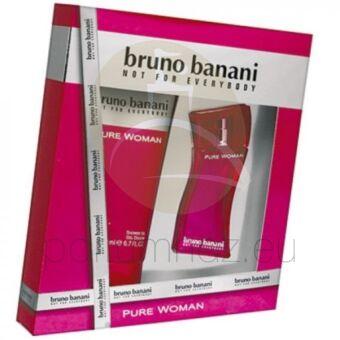 Bruno Banani - Pure Woman női 20ml parfüm szett