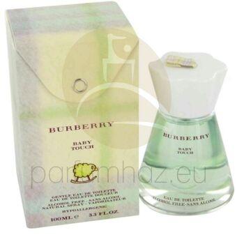 Burberry - Baby Touch (alkoholmentes) unisex 100ml eau de toilette teszter