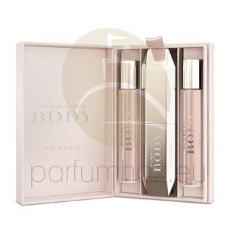 Burberry - Body Tender női 15ml parfüm szett